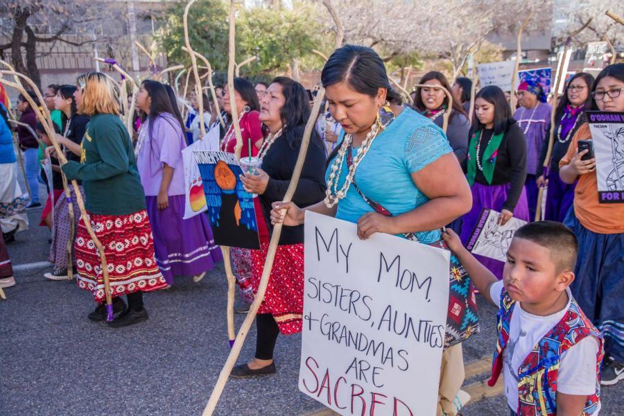 Awareness and Action for Missing and Murdered Indigenous Women